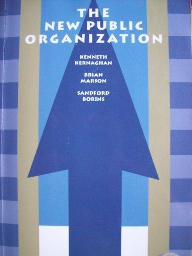 The New Public Organization