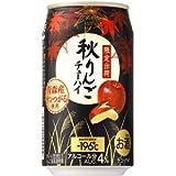 【限定出荷】サントリーチューハイ -196℃ 秋りんご 350ml×24缶(1ケース)