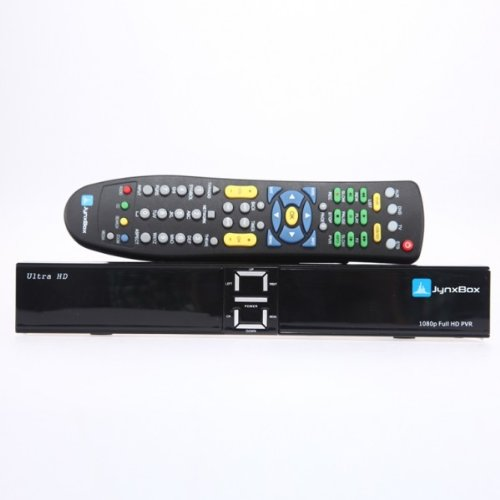 Review JynxBox Ultra HD Media Box with JB200