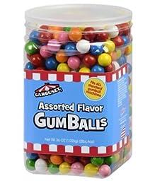 Carousel Gumball Refills 42oz Jar