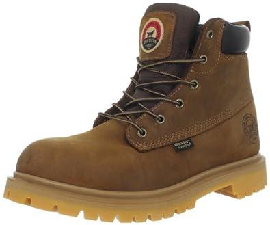 "Irish Setter Men's 6"" Work Boot,Brown,7 D US"