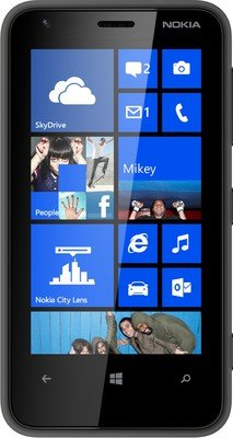 Nokia Lumia 620 Black Factory Unlocked Smartphone (Nokia Lumina 900 Factory Unlocked compare prices)