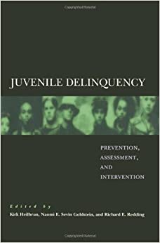 early prevention and intervention juvenile delinquents Juvenile delinquency: prevention and treatment status offenses a status offense is an act only a juvenile can commit, such as violation of curfew, running away from home, school truancy, and underage drinking.
