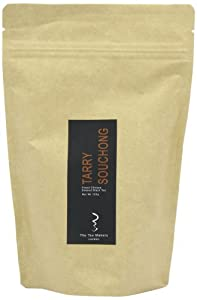 The Tea Makers of London Tarry Lapsang Souchong (Smoked Tea) 125 g Zip Pouch