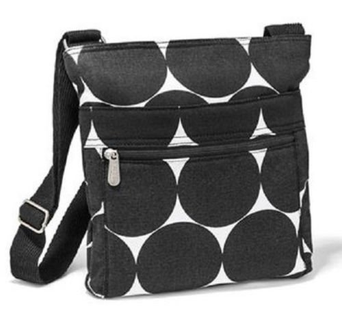 Thirty-One 31 Gift Organizing Shoulder Bag In Big Dot front-199104