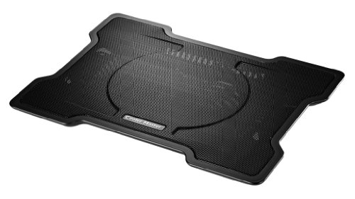 Discover Bargain Cooler Master NotePal X-Slim Ultra-Slim Laptop Cooling Pad with 160mm Fan (R9-NBC-X...