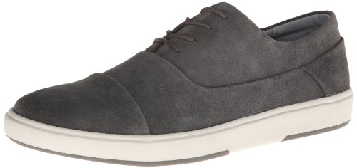 Calvin Klein Lawrence 男士真皮休闲鞋 $35.69+$8.1直邮中国(约¥280)