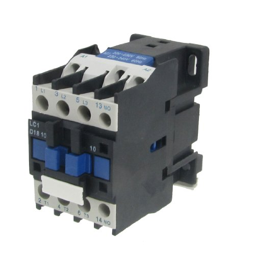 Lc1D1810M7 Motor Control Ac Contactor 32 Amp 660V 3 Pole 220V Coil