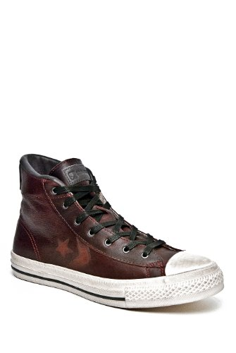 CONVERSE BY JOHN VARVATOS Men's JV Star Player Mid (Cordovan 9.5 M)