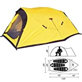 Black Diamond Fitzroy Tent Yellow One Size, Outdoor Stuffs