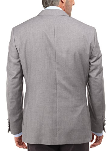 Salvatore Exte Men's 2 Button Suit Separate Jacket Sport Coat