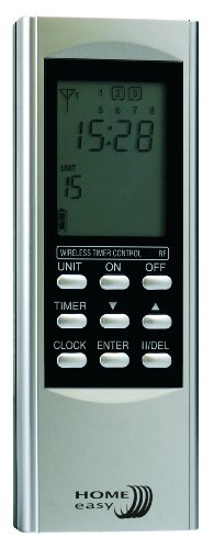 Home Easy HE850  16-Kanal Timer Fernbedienung