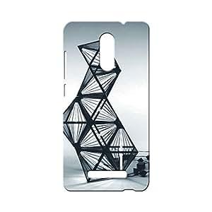 BLUEDIO Designer 3D Printed Back case cover for Xiaomi Redmi Note 3 / Redmi Note3 - G7802