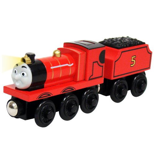 41jIbTFz4sL Reviews Thomas And Friends Wooden Railway   James Lights The Way