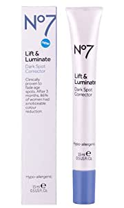 No7 Lift & Luminate Dark Spot Corrector: Amazon.co.uk: Beauty