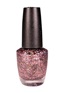 OPI Nail Lacquer, Sparkle-icious, 0.5-Fluid Ounce