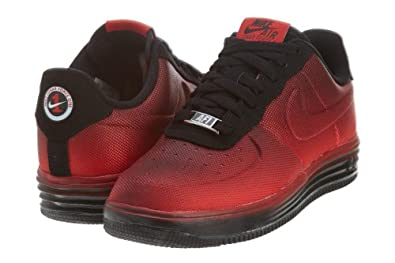 Nike Lunar Air Force 1 VT Mesh (GS) Boys Basketball Shoes 599232-601 by Nike