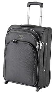 Falcon Cabin Case 55cm Fi1003t Blackwheeled Luggage Light Weight Luggage Suitcases