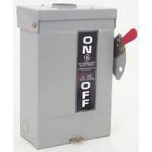 Ge Energy Industrial Solutions Tg3221R General Duty Safety Switch, 30-Amp