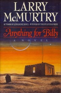 Anything for Billy, Larry McMurtry