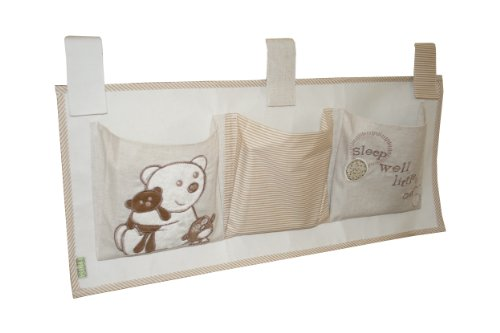 Kub Nursery Sleep Well Little One Cot Tidy (beige) Picture