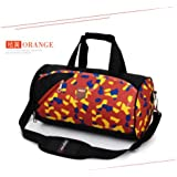 New Unisex Duffel Barrel Holdall Bag Barrel Gym Sport Fitness Running Travel Bag