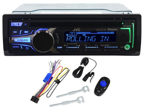 Jvc Kd-R950Bt Am/Fm Cd/Usb/Bluetooth Iphone/Android Player Car Stereo Receiver