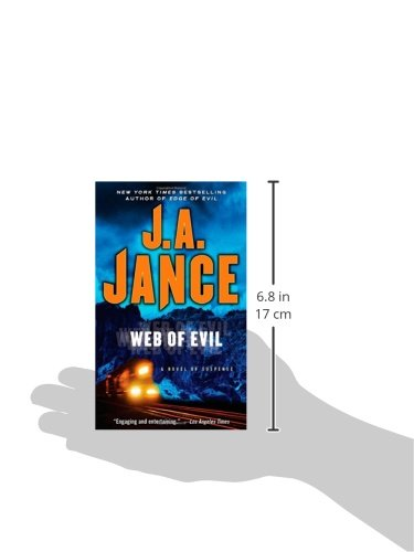 Web of Evil (Ali Reynolds)