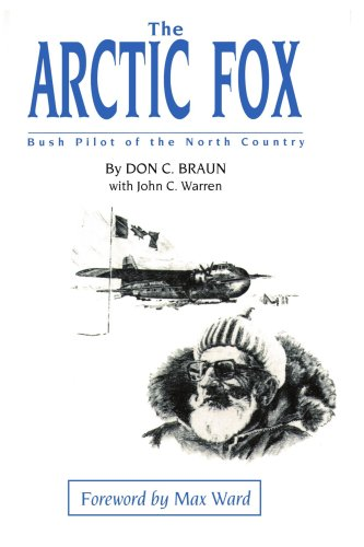 Le renard arctique : pilote de brousse du pays du Nord