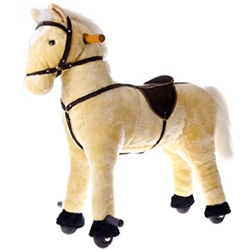 Ride-On Bouncy Horse