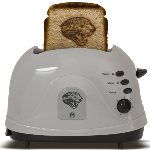 NFL Jacksonville Jaguars Protoast Team Logo Toaster at Amazon.com