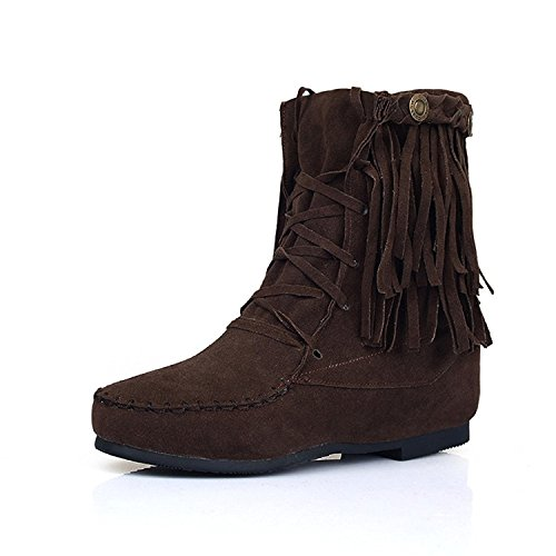 sanksk-womens-comfort-suede-fringe-studded-moccasin-flat-ankle-booties-coffee105-bm-us-charming