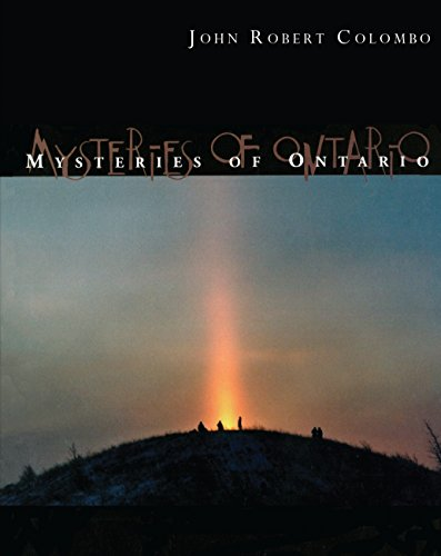 Mysteries Of Ontario front-635045
