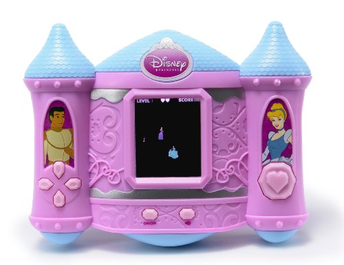 Techno Source Disney Princess LCD Handheld Game - 1