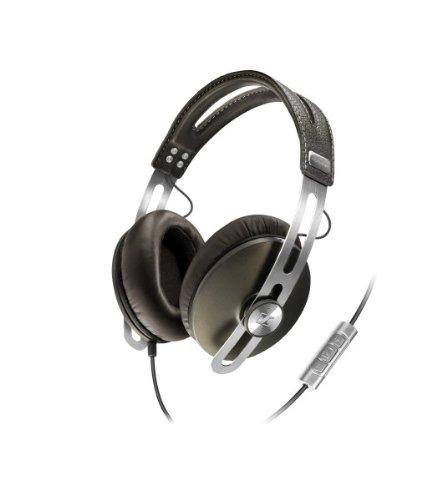 Sennheiser Momentum 1.0 Closed Circumaural Over-Ear Headphone with Smart Remote - Brown