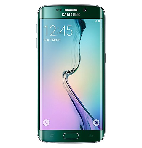 Samsung Galaxy S6 Edge  Emerald Green, 32 GB  available at Amazon for Rs.40900
