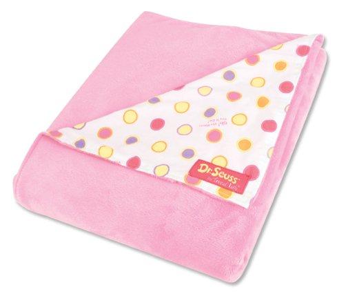 Dr Seuss Baby Blanket