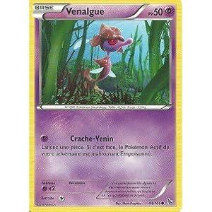Nintendo - Carte Pokémon 44/106 VENALGUE Série XY Étincelles NEUVE FR - Vendeur Carte-Mania votre spécialiste.