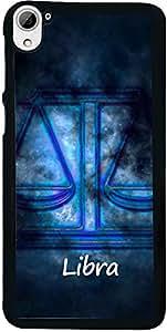 PrintVisa Zodiac Libra Case Cover for HTC Desire 826 (2D-HTCD826-D8177)