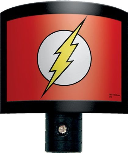 The Flash Logo Nite Lite