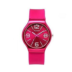 [インタイムス]INTIMES 腕時計 RONDA社ムーブ搭載 日付カレンダー付き ピンク IT088-PK 【正規輸入品】