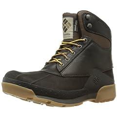 Buy Columbia Mens Buga Original Omni-Heat Snow Boot by Columbia