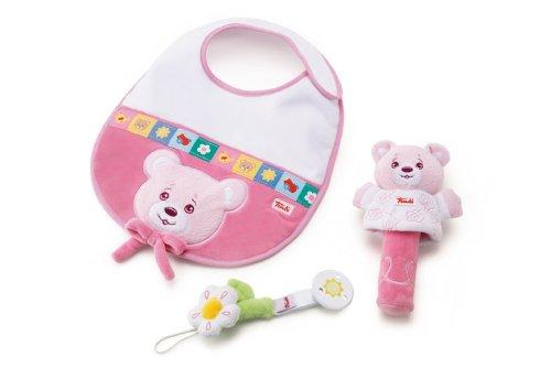 Trudi Fun Meal Gift Set, Pink