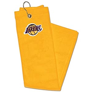 Buy McArthur Sports Los Angeles Lakers Golf Towel by McArthur