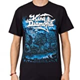 King Diamond - Mens Voodoo T-Shirt in Black