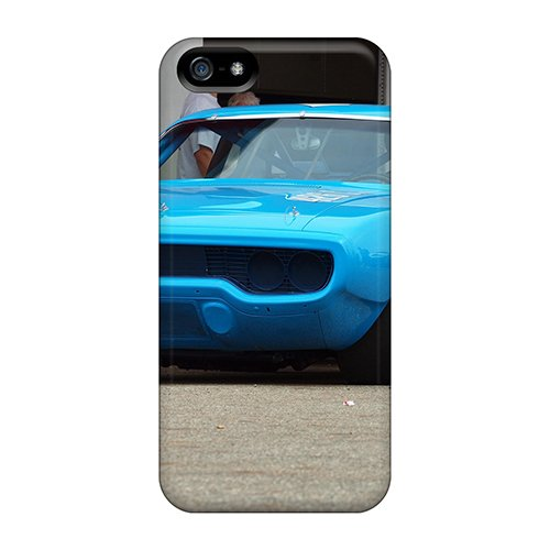 High Quality Shock Absorbing Case For Iphone 5/5S-Challenger Number 42 front-933328