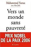 img - for Vers un monde sans pauvret  book / textbook / text book