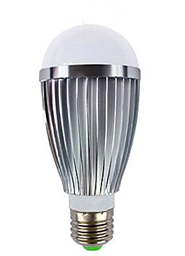 Goolite E27 7Watt Led Bulb Lamp, Ac85-265V, Warm White & Pure White, Equivalent To 60-70W Incandescent Bulbs Replacement,Energy Led Bulbs