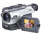 Sony CCDTRV108 Hi8 Camcorder with 2.5 LCD (Certified Refurbished)