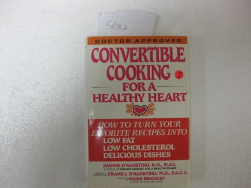 Convertible Cooking for a Healthy Heart PDF
